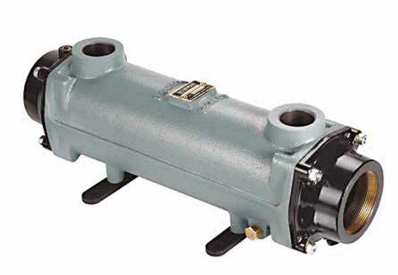 Ремонт водоводяной теплообменник Кожухотрубный испаритель Alfa Laval DXD 135 Канск